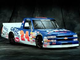 100 Craftsman Truck Series Chevrolet Silverado NASCAR 1996