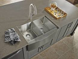 Moen Kitchen Faucets Touchless by Faucet Com 7565ec In Chrome By Moen