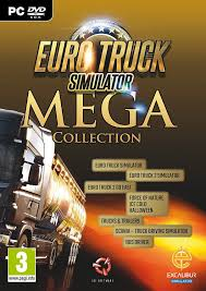 100 Truck Driving Simulator Free Euro Mega Collection PCDVD Computer Region 7