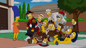 Best Halloween Episodes Of The Simpsons by The Simpsons Season 24 3 Adventures In Baby Getting