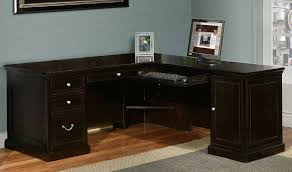 l shaped office desk with long return all home ideas and decor