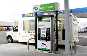 100 Truck Fuel Neapolitan Express Leads A Food Revolution Clean Energy
