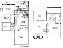 Centex Floor Plans 2001 by Centex Floor Plans Part 41 Floor Plans Brunswick W Loft