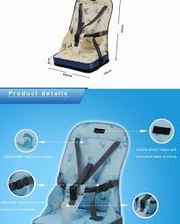 Booster Seat For Toddlers When Eating by Baby Feeding Chair Portable Booster Seat Toddlers Dining Baby