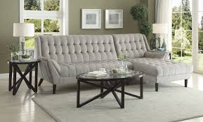 Sectional Living Room Ideas by Light Grey Sectional Sofa Casual Natural Light Clean Lines And