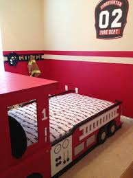 Like The Idea Of The Ladder On The Wall To Hand Things On And Love ... Kidkraft Firetruck Step Stoolfiretruck N Store Cute Fire How To Build A Truck Bunk Bed Home Design Garden Art Fire Truck Wall Art Latest Wall Ideas Framed Monster Bed Rykers Room Pinterest Boys Bedroom Foxy Image Of Themed Baby Nursery Room Headboard 105 Awesome Explore Rails For Toddlers 2 Itructions Cozy Coupe 77 Kids Set Nickyholendercom Brhtkidsroomdesignwithdfiretruckbed Dweefcom Carters 4 Piece Toddler Bedding Reviews Wayfair New Fniture Sets