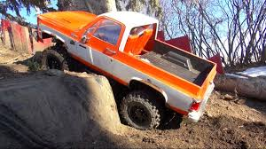 RC ADVENTURES - My 1976 Chevy K5 Blazer 4x4 (No Canopy) Crawling ...