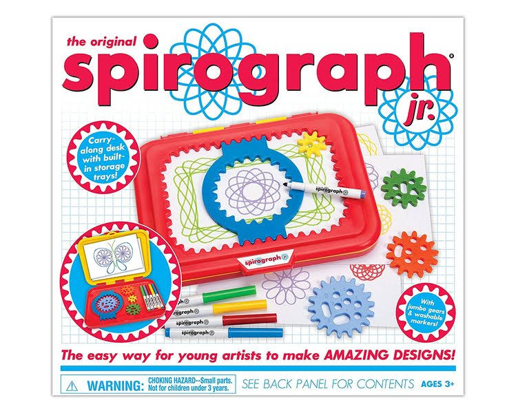 Spirograph Junior Game