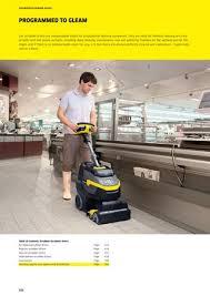 Karcher Floor Scrubber Attachment by Professional Hovedkatalog 2017 Gulvvaskere By Karcher Issuu