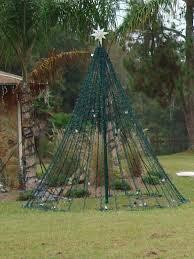 Flagpole Christmas Tree Kit White by Land O Lights My Christmas Light Display In Land O Lakes Fl A