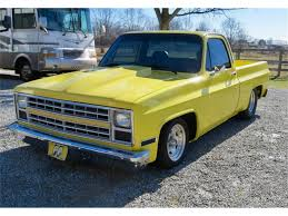 1984 Chevrolet C/K 10 For Sale | ClassicCars.com | CC-1061561 Luxury Pickup Trucks Ford Ram Chevy Gmc Sell For 500 Jd Byrider Of Dayton Oh Ccinnati Used Cars Dealership West Chester Moving And Storage In Ohio Mayberrys Van Cest Cheese Food Roaming Hunger E J Trailer Sales Service Inc New Subaru Car Serving White Allen Honda Vehicles Sale 45405 2018 Dodge Sale Fresh Price Ut Cruisin Classics Home Page