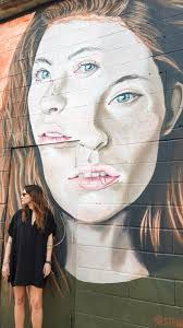 curator of the 42 murals project lesli marshall becomes part of