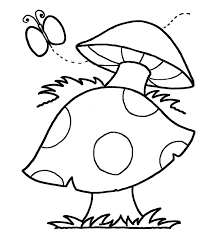 Simple Coloring Pages For Toddlers Only