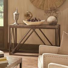 Walmart Metal Sofa Table by He Canal Contemporary Bronze Metal Occasional Media Console Sofa