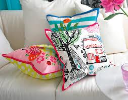 kissen deko fürs sofa schöner wohnen
