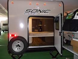 New 2016 Sonic Lite 169VBH From Venture RV Rear Bunkhouse Travel Trailer