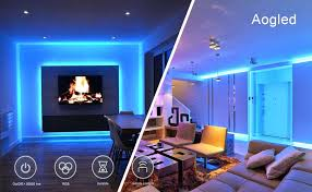 led 5 m aogled rgb led light 12 v 5050 leds colour changing kit with 24 buttons remote and power supply mood light led for
