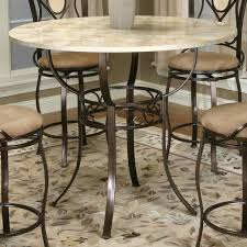 Bronze Counter Height Pub Table With Round Glacier Inlaid Marble ... Roundhill Fniture Buy Traditional Bar Unit With Marble Top By Coaster From Www Steve Silver Franco Round Counter Height Ding Table Kitchen Classy Design With Granite Sale 22950 Cricross Square Better Homes And Gardens Harper 3piece Pub Set Multiple Colors Add Flexibility To Your Options Using Beautiful Pictures Photos Of Remodeling Base Stone Clean White Completed Alluring Mini Metal Foot Rest