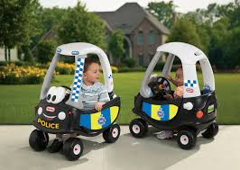 100 Little Tikes Cozy Truck Coupe Police Car Toy At Mighty Ape NZ