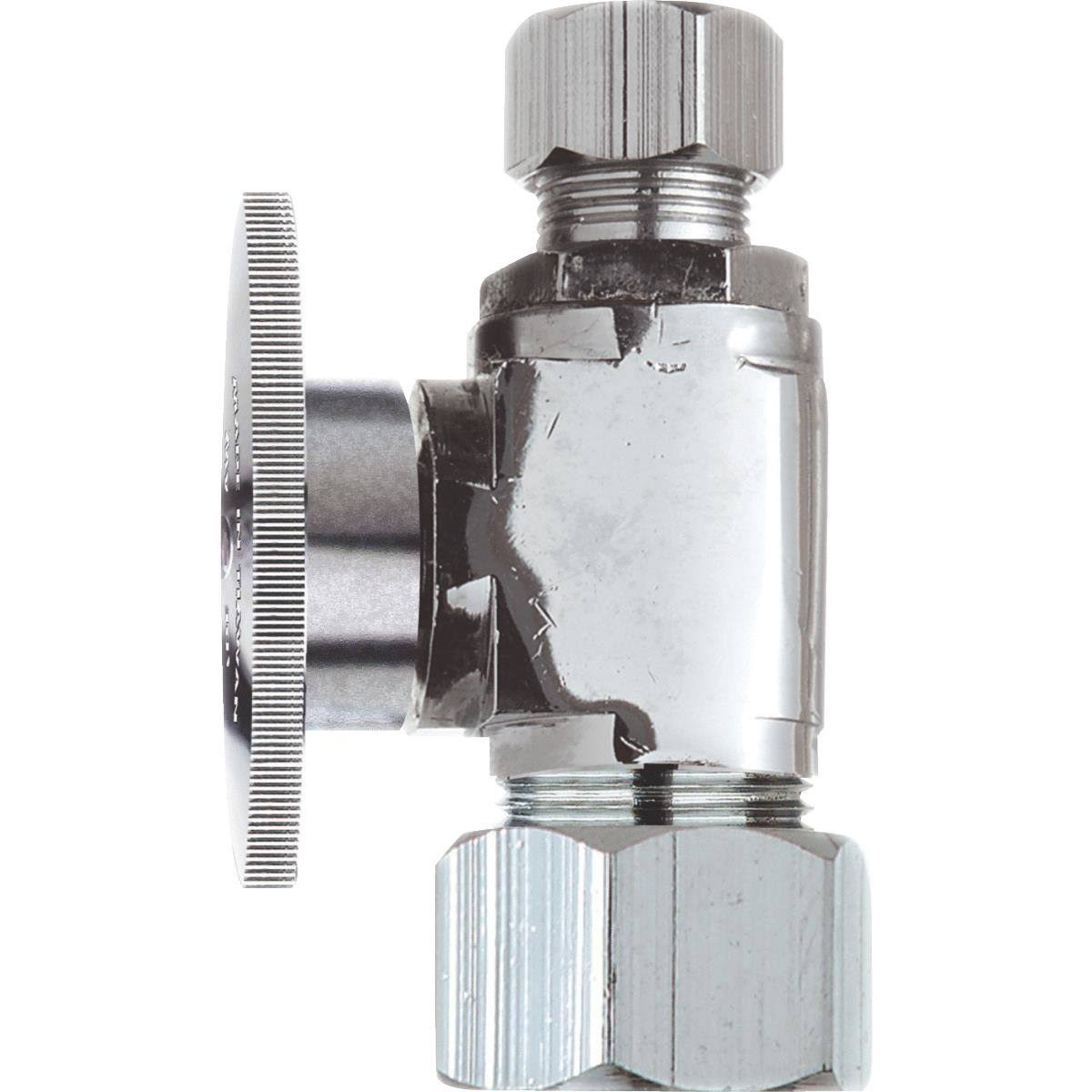 Plumb Pak 456296 Do It Quarter Turn Straight Valve - 3pk
