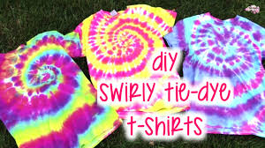 DIY Swirly Tie-Dye T-Shirts | How To | Tutorial - YouTube Sewing Tutorials Crafts Diy Handmade Shannon Sews Blog For Clothes 5 Tshirt Cutting Ideas And Make Your Own Shirts At Home Best Shirt 2017 With Picture Of 25 To Try On Old Outfits For New 100 How Design Hoodie 53 Diy Ugly T Pictures Wikihow Classic House Superstore Merchandise Official Nbc Store Contemporary T Shirt Cutting Ideas On Pinterest