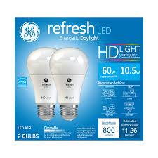 meet ge s high definition led light bulbs ge lighting