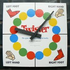 Game Clipart Twister 6