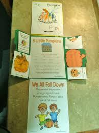 Peter Peter Pumpkin Eater Poem Printable by Learning In Grace Pumpkin Lapbook