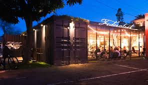 100 Shipping Containers California 6 Incredible Restaurants Built Out Of