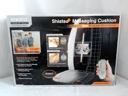 Massage Chair Pad Homedics by Best Shiatsu Massage Cushion Suzannawinter Com