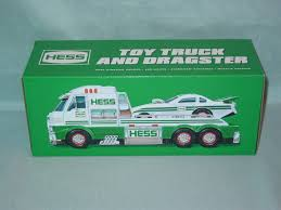 100 Hess Toy Truck Values HESS TOY TRUCK And Dragster 2016 New In The Orignal Box Never Opened