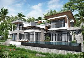 100 Thai Modern House Cute Design Land Plan Unique Home Cheap