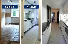 carrelage sol renovation agrandir puis les joints cuisine