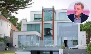 100 Sandbank Houses Take A Peek Inside Harry Redknapps 35million Dorset Home HELLO