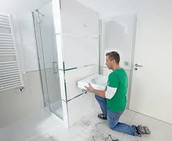 sanitärinstallation selbst anbringen überblick und