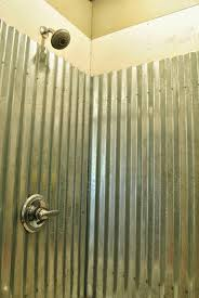 Cottage Dreamers: Galvanized Corrugated Metal Shower Surround Q & A Tin Roof Rusted Youtube Best 25 Barn Tin Wall Ideas On Pinterest Walls Galvanized Galvanized Wanscotting For The Home Basements Features Design Corrugated Metal Birdhouse Trim Metal Rug Designs Astonishing Ing Bridger Steel Billings Mt Helena Roof Ceiling Wonderful Garage Panels Project Done Island Future Projects Custom Made Rustic Barn Board And Corrugated Mirror Frame B55485dc0781ba120d1877aa0fc5b69djpg 7361104 Siding Reclaimed Roofing Recycled Vintage Rusty