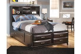 kira full storage bed ashley furniture homestore