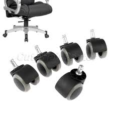 Replacement Office Computer Chair Furniture Desk Bed Roller Caster ... Amazoncom Opttico Office Chair Caster Wheels Replacement Black 3 Set Of 5 By Lehawk Universal Heavy Rollerblade Casters For Herman Miller Aeron 6pcs Wheel Swivel Mute Hard Soft Pu Castor For Timber Floor Pack Duty Stem Roller 3inch 1pcs 40kg 2 Improv Carpet Floors Slipstick Foot Desk No Without White Luxura Computer With Which One Should I Choose