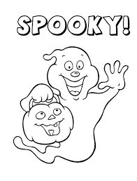 Very Scary Halloween Coloring Pages Cat Mask Page Source Online Clown