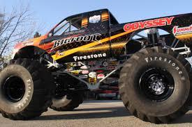 100 Monster Monster Truck BIGFOOT Monster Truck Goes Electric