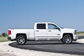 2014 Chevrolet Silverado High Country 4x4 First Test - Truck Trend