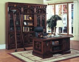 Sauder Shoal Creek Executive Desk Jamocha Wood by Beauteous 40 Solid Wood Office Desk Design Decoration Of New Wood