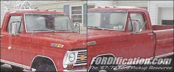 68 F 100 Mirrors The Fordification Forums