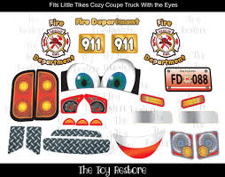 FireTruck Boy : New Replacement Decals Stickers For #LittleTikes ... Amazoncom Fire Station Quick Stickers Toys Games Trucks Cars Motorcycles From Smilemakers Firetruck Boy New Replacement Decals For Littletikes Engine Truck Rescue Childrens Nursery Wall Lego Technic 8289 Boxed With Unused Vintage Mcdonalds Happy Meal Kids Block Firetruck On Street Editorial Otography Image Of Engine 43254292 Firetrucks And Refighters Giant Stickers Removable Truck Labels Birthday Party Personalized Gift Tags Address Diy Janod Just Kidz Battery Operated