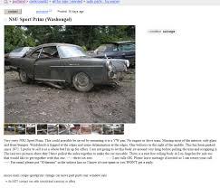 Project Car Hell, Unidentifiable German Coupes Edition: Borgward ... Project Car Hell Fix It Again And Tony Edition Bike Indexs February 2016 Recoveries How To Sell Items On Craigslist 9 Steps With Pictures Wikihow Welcome Standard Tv Appliance Best Vintage Campers 5 For Sale Right Now Curbed The Ten Places In America To Buy A Off Blogtown Portland Mercury Fs 2009 Bmw 328i Clean Title 46k Miles Oregon Cars Trucks Owner 2019 20 Top Models For 2000 Find Out Soon Isabelle Wizzyy1 Twitter Profile Twipu