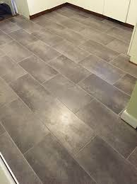 Groutable Self Stick Tile by Installing Peel And Stick Vinyl Tile For Realists