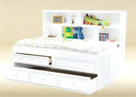 Ergonomic White Twin Trundle Bed With Drawers Ideas Uk