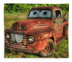 Tom Mater Truck 1950 Ford Truck Art Fleece Blanket For Sale By Reid ... 1950 Ford F3 Wrapup Garage Squad Custom F1 Pickup Adamco Motsports Truck Drop Dead Customs 136149 Youtube For Sale Classiccarscom Cc1042473 Fyi Ford Mustangsteves Mustang Forum F2 Truck Sale Ford F1 Pickup Archives The Truth About Cars Not Your Average Fordtrucks F5 Stake Enthusiasts Forums