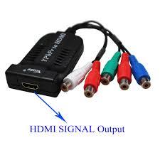 Amazoncom Wiistar RGB Component YPbPr Female Video RL Audio To