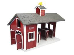 Breyer Stablemates Red Stable Set Barn Horses Farm Toys Kids | EBay Amazoncom Breyer Traditional Wood Horse Stable Toy Model Toys Wooden Barn Fits Horses And Crazy Games Classics Feed Charts Cws Stables Studio Myfroggystuff Diy How To Make Doll Tack My Popsicle Stick Youtube The Legendary Spielzeug Museum Of Davos Wonderful French Make Sleich Stall Dividers For A Box Collections At Horsetackcocom